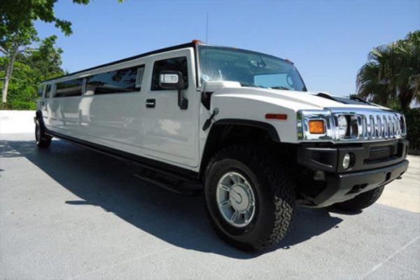 14 Person Hummer Arlington Limo Rental