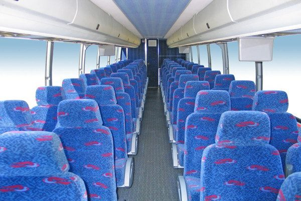 50 Person Charter Bus Rental Arlington
