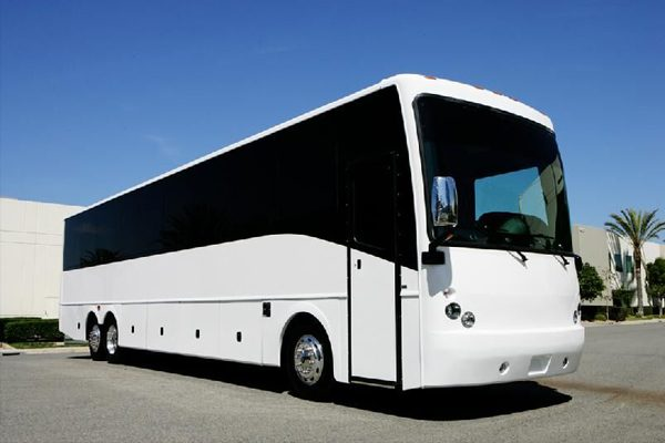 50 Person Charter Bus Service Arlington