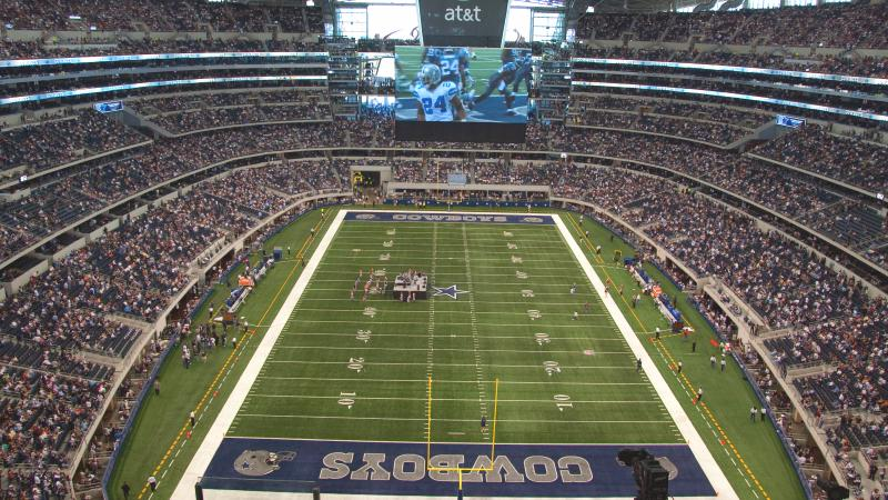 Party Bus Rental Arlington Dallas Cowboys Stadium