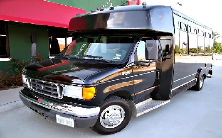 Arlington 22 Passenger Party Bus