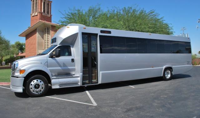 Arlington 40 Person Shuttle Bus