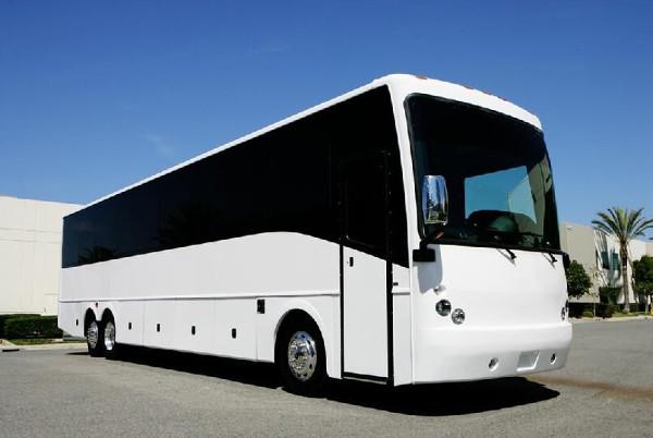 Arlington 50 Passenger Charter Bus